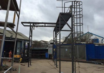 McCoy Engineering Commercial and Industrial Steelwork Hull 26
