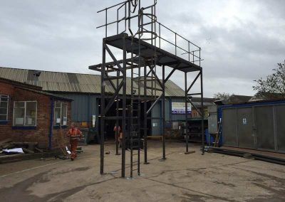 McCoy Engineering Commercial and Industrial Steelwork Hull 27