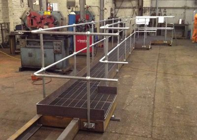 McCoy Engineering Commercial and Industrial Steelwork Hull 28