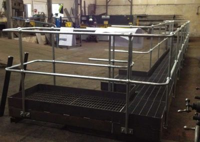 McCoy Engineering Commercial and Industrial Steelwork Hull 34