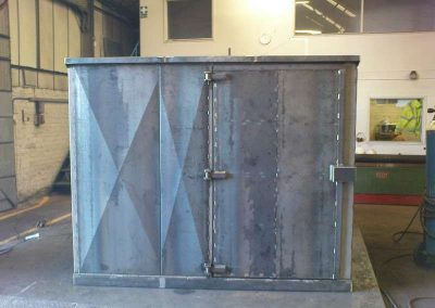 McCoy Engineering Commercial and Industrial Steelwork Hull 36