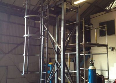 McCoy Engineering Commercial and Industrial Steelwork Hull 40