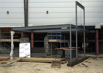 McCoy Engineering Commercial and Industrial Steelwork Hull 9