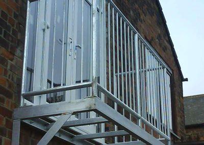McCoy Engineering Residential Steelwork 2