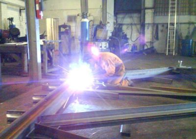 McCoy Engineering Structural Steel 08