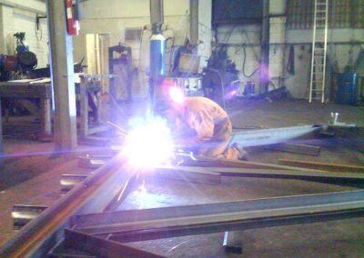 McCoy Engineering Structural Steel 08