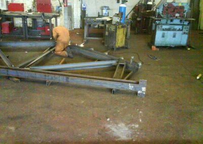 McCoy Engineering Structural Steel 09