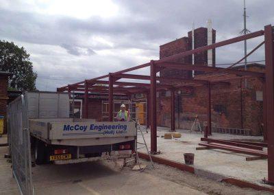 McCoy Engineering Structural Steel 14