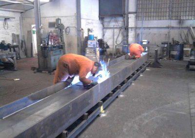 McCoy Engineering Structural Steel 15