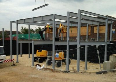 McCoy Engineering Structural Steel 2