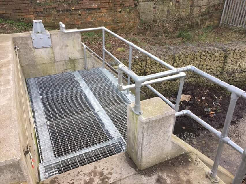 New trash screen mccoy engineering hull ltd for Home decor hull limited